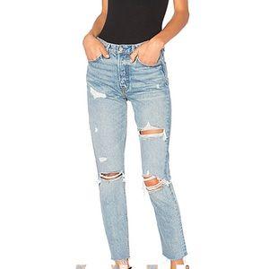 NWT GRLFRND Karolina Skinny Jeans